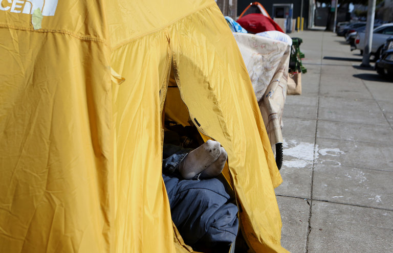 HomelessSF