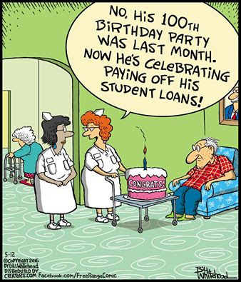 StudentLoanCartoon