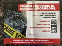 A new dark-money group with GOP support seeks to raise crime fears