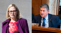 MIDDAY POSTER: Corporate Donors Are Rewarding Sinema And Manchin